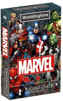 Набор игральных карт Winning Moves Waddingtons Marvel Universe (5036905024419)