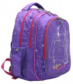 Рюкзак Safari Basic 40 х 29 х 17 см 20 л Фиолетовый (19-117M-2/8591662091175)