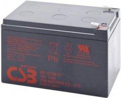 Аккумуляторная батарея CSB 12V 12Ah (GP12120)