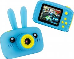 Цифровой детский фотоаппарат Atrix Tiktoker 2 20MP 1080p blue (cdfatxtt2bl)