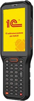 Терминал сбора данных с подогревом экрана (-30°С) UROVO RT40 4/64 ГБ (RT40-SH4S10E4011HQ)