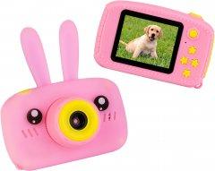 Цифровой детский фотоаппарат Atrix Tiktoker 2 20MP 1080p pink (cdfatxtt2p)
