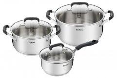 Набор посуды Tefal Cook & Cool из 6 предметов (E493S674)