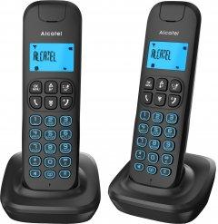 Alcatel E192 Duo Black с дополнительной трубкой (ATL1418972)