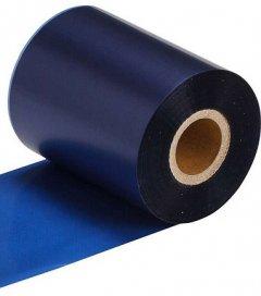 Риббон ATM WAX/Resin 65 мм x 300 м Out Blue (WAX/Resin 65x300м Out Blue)