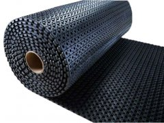 Грязезащитный коврик ЮВИГ резиновый 100х100х1.3 см (00000003874)
