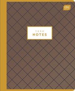Набор тетрадей ученических Interdruk Premium Take Notes 2 шт А5+ в клетку 96 листов (279200-2A)