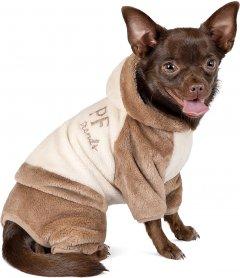 Костюм Pet Fashion ALF XS Молочно-коричневий (4823082418220)