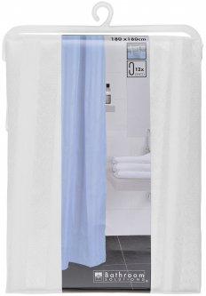 Шторка для ванной Bathroom solutions 180х180 см Off White (CY2210350_off_white)