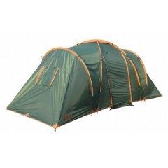 Палатка двухкомнатная четырехместная кемпинговая Totem Hurone 4 (V2) (TTT-025)