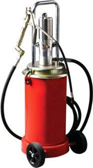 Нагнетатель консистентной смазки с пневмоприводом Torin 30mpa (TRG2095)