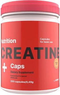 Креатин AB PRO Creatine Monohydrate 200 капсул (CREAT200AB003)