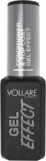 Покрытие Гель эффект Vollare Cosmetics Gel Effect Top Coat 10 мл (5902026642972)