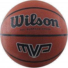 Мяч баскетбольный Wilson MVP 295 Size 7 Brown (WTB1419XB07)