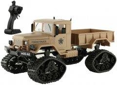 Машинка на радиоуправлении FAYEE Force Truck Military Yellow Грузовик армейский (4820176246011)