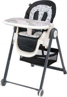 Стульчик для кормления Baby Design Penne 10 Black (293047) (5901750293047)