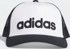 Кепка Adidas Curved Trucker GE1162 XXL White/Black (4061612217435)