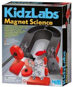 Набор для 10 опытов с магнитами 4M (00-03291)