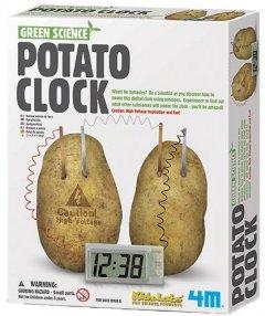 Набор для опытов 4M Картофельные часы (00-03275)