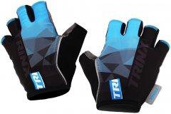 Велоперчатки TRINX TF62 M Black-Blue (TF62.Black-Blue.M)