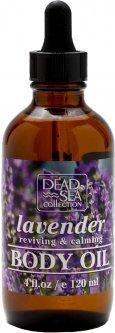 Масло для тела Dead Sea Collection с минералами Мертвого моря и маслом лаванды 120 мл (7290102258239)