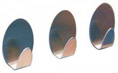 Набор крючков для ванной ARTEX AR20240 3 шт