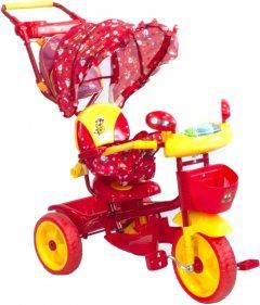Велосипед трехколесный Ardis TC-R107A-2A красный (04611-П-Ч)