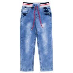 Джинси Yuke M12893 122 см Блакитний