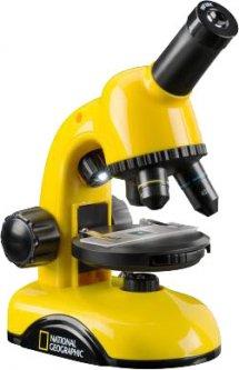 Микроскоп National Geographic Biolux 40x-800x с адаптером для смартфона (9039500)