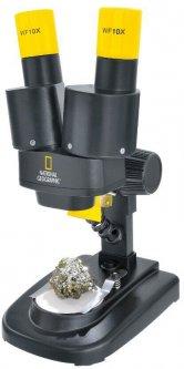 Микроскоп National Geographic Stereo 20x (9119000)