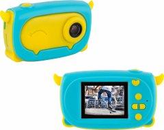 Цифровой детский фотоаппарат Atrix Tiktoker 9 20 Mp 1080p Blue (cdfatxtt9bl)