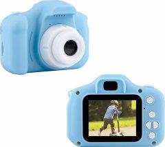 Цифровой детский фотоаппарат ATOMIX Flix 6 20 Mp 1080p Blue (dfpaoflx6bl)