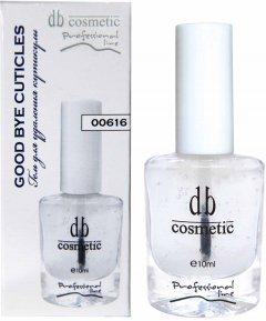 Средство для удаления кутикулы db cosmetic 10 мл (8026816006168)