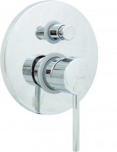 Смеситель скрытого монтажа для ванны EMMEVI Piper CR45019
