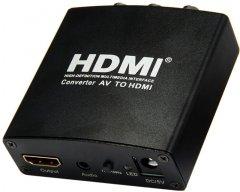 Конвертер PowerPlant HDCAV01 AV - HDMI (CA911479)