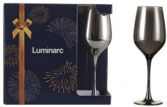 Набор бокалов Luminarc Селест Сияющий Графит 6 х 350 мл (P1566/1)