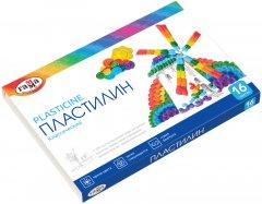 Пластилин Гамма Классический 16 цветов 320 г (281034)
