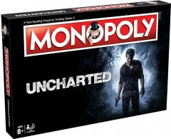 Настольная игра Winning Moves Монополия Uncharted (5036905001892)
