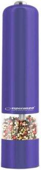 Электромельница Esperanza 24 см Violet (EKP001V)