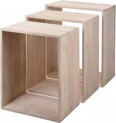 Набор журнальных столиков Home & Styling Collection 3 шт (A98800590)