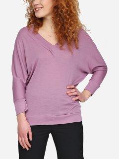 Пуловер Jhiva 30042977 42 Сиреневый (2100000535552)