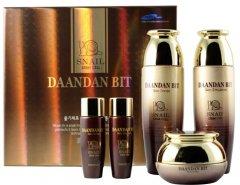 Набор Daandanbit Premium Snail 3set со стволовыми клетками и улиточным муцином (8809541281044)