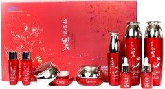 Омолаживающий набор Daandanbit Premium Red Ginseng 5 Set с красным женьшенем и галактомисисом (8809317114835)
