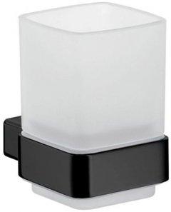 Стакан для ванной EMCO Loft Black 0520 133 00