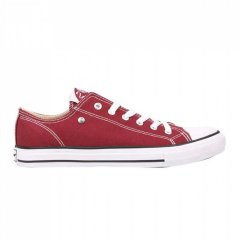 Кеди Dunlop Low Top Trainers Burgundy, 40 (245 мм) (11264628)