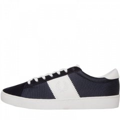Кеди Fred Perry Spencer Poly/Leather Navy Navy, 47 (11190565)
