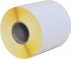 Термоэтикетка Aurika 100x99 мм 500 этикеток 2 шт White (10099T-2)