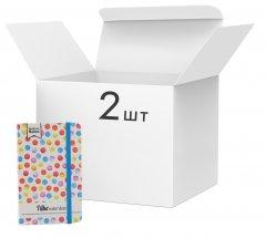 Набор блокнотов VGR А6 в клетку 96 листов картонная обложка 2 шт (Я44721_VR22217_2_2)