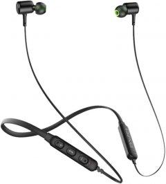 Наушники Awei G30BL Bluetooth Earphones Black (FSH85095)