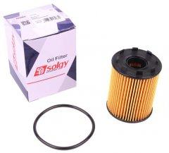 Фильтр масляный Solgy Opel Combo / Fiat Doblo 1.3JTD/ CDTI 04 (101006)